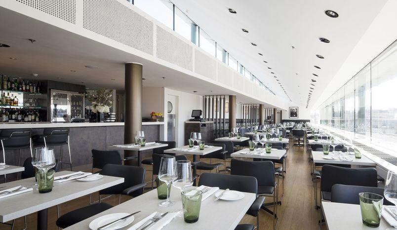 Portrait Restaurant, National Portrait Gallery