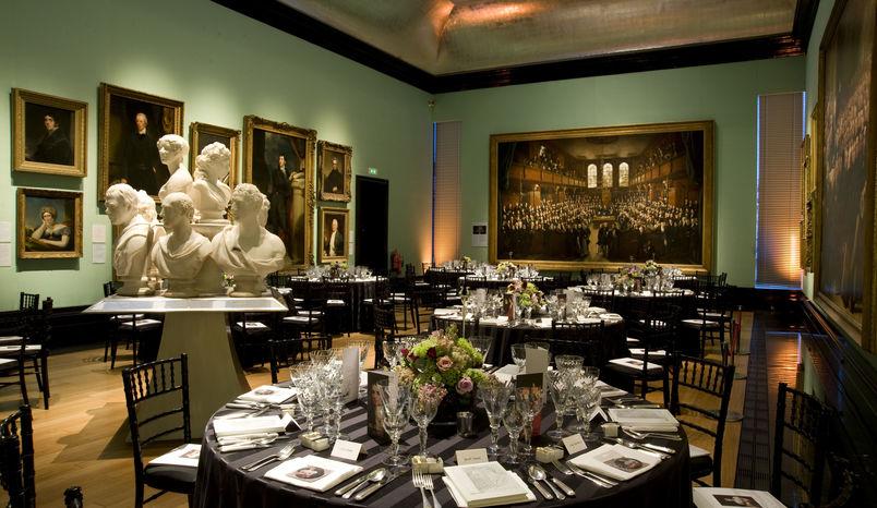Regency in the Weldon Galleries, National Portrait Gallery