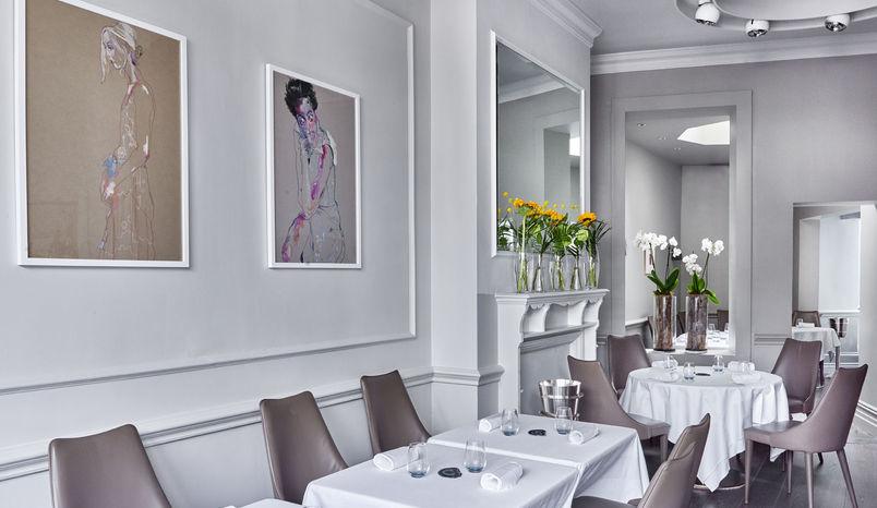 Main Restaurant , Launceston Place