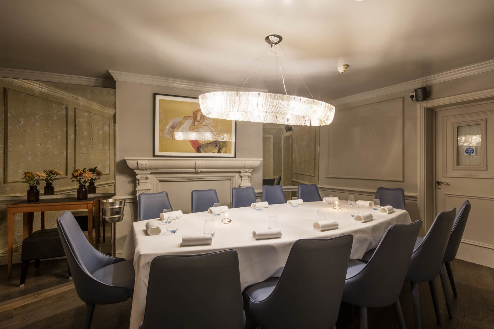 Private Dining Room , Launceston Place