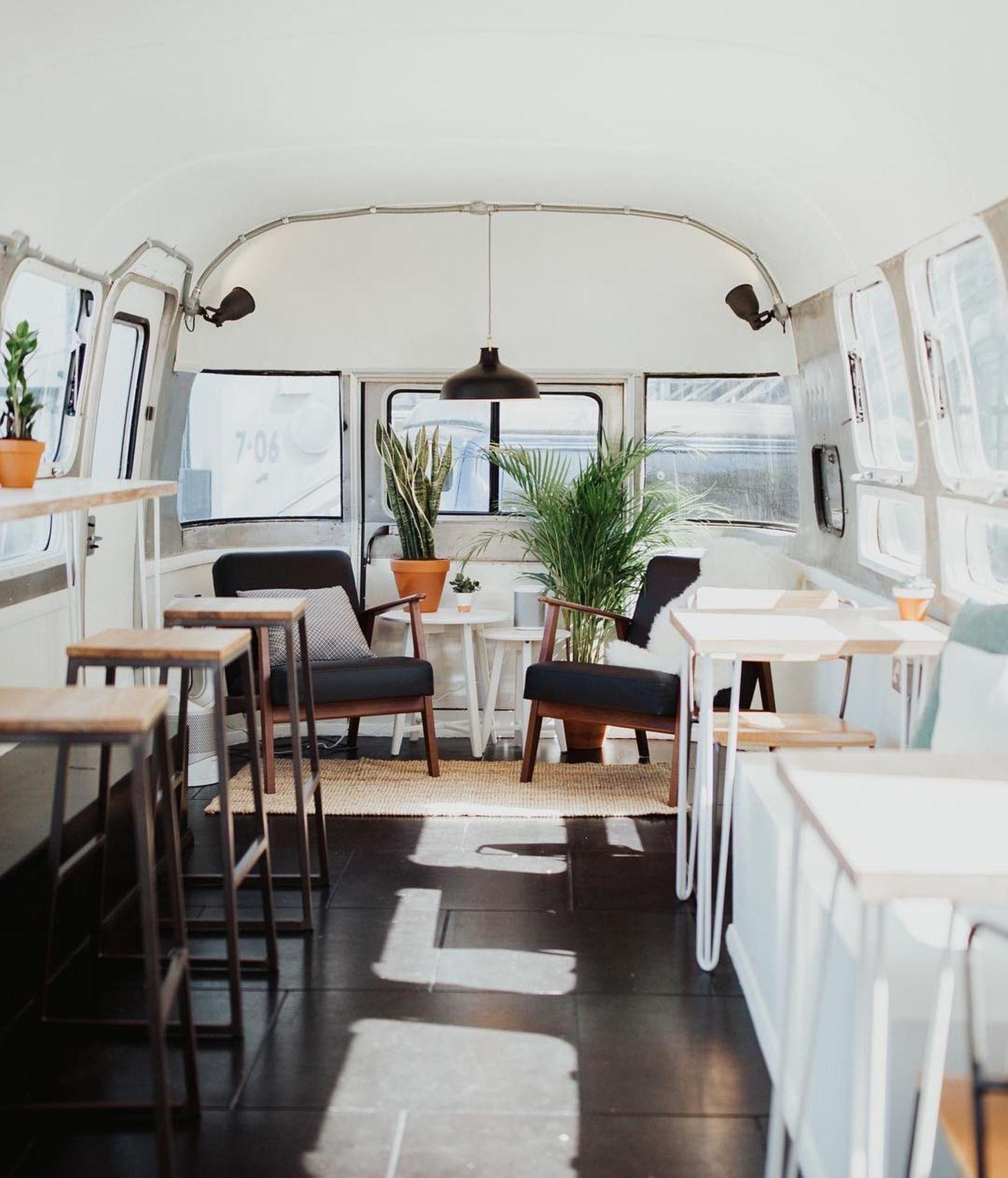Airstream Caravans, Convoy Espresso