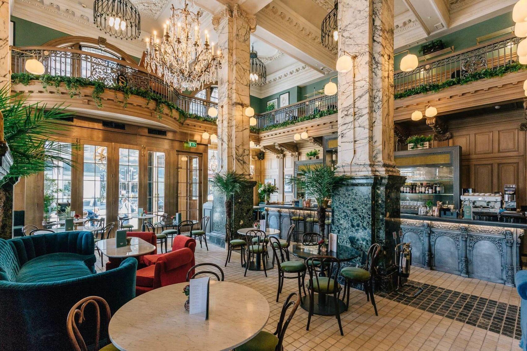 Restaurant Space, Grand Cafe