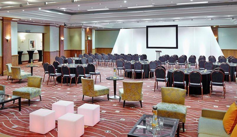 European Suite, Newcastle Gateshead Marriott Hotel MetroCentre