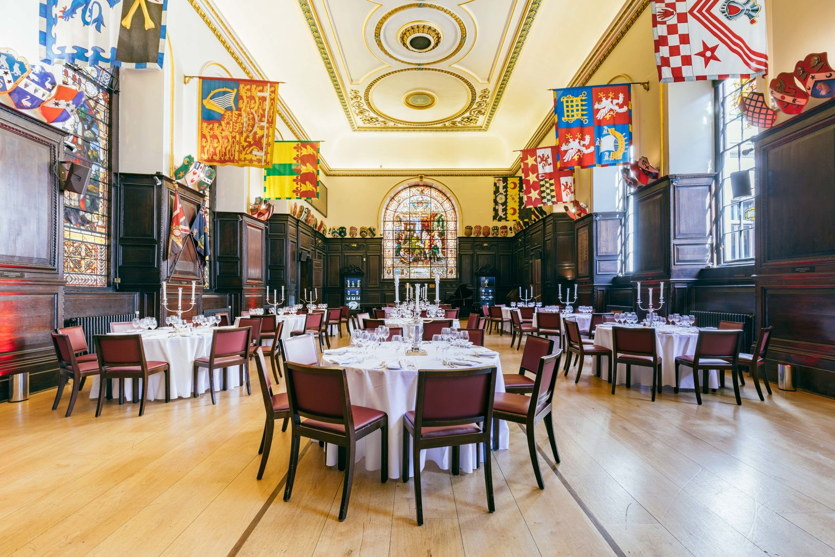Exclusive use, Stationers' Hall and Garden