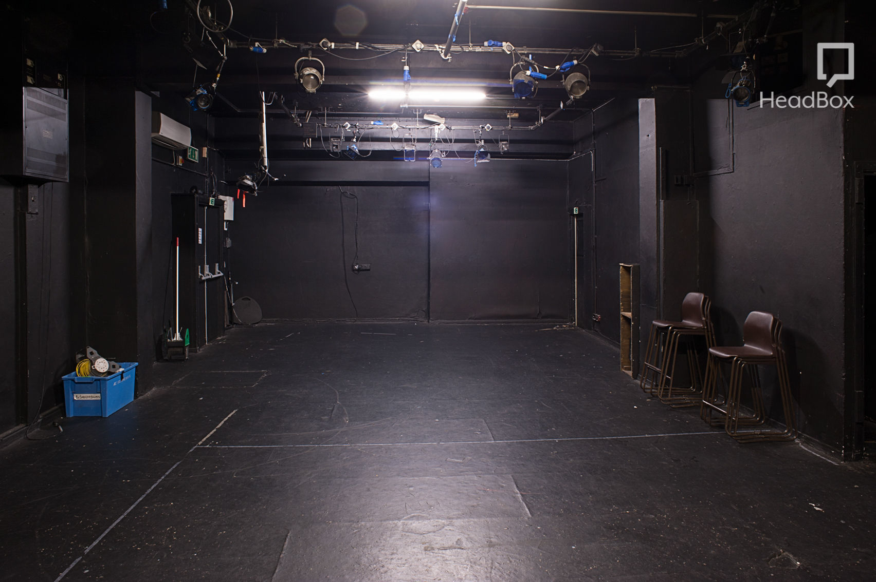 Theatre Space, The Poor School