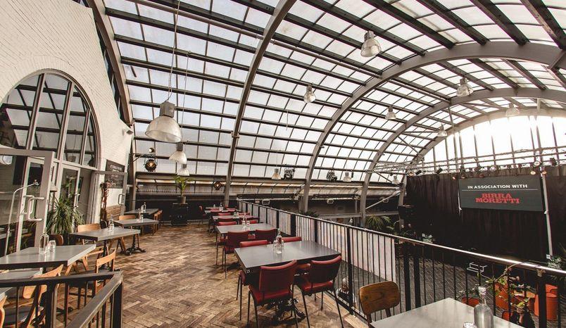 Mezzanine, Baras Art and Design