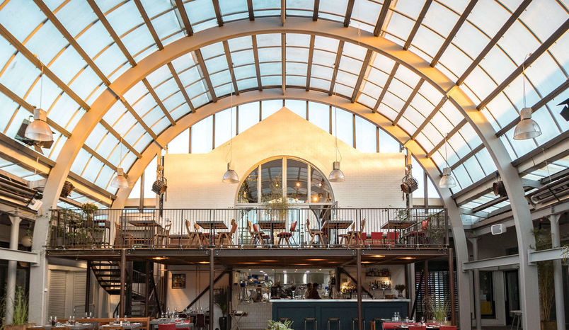 The Courtyard, Barras Art and Design