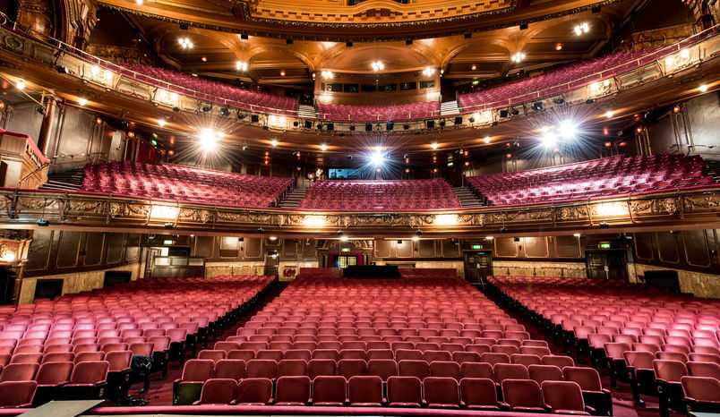 Day Hire, Auditorium, London Palladium