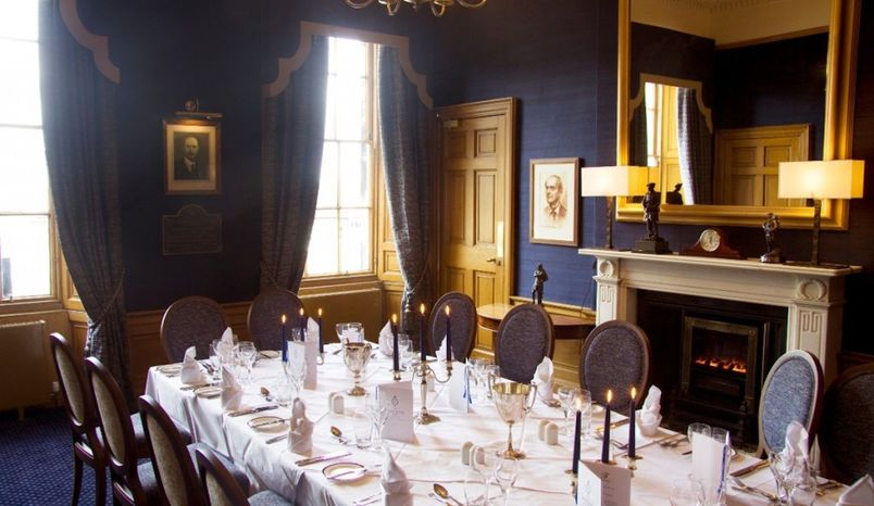 The Scott Room, Royal Scots Club
