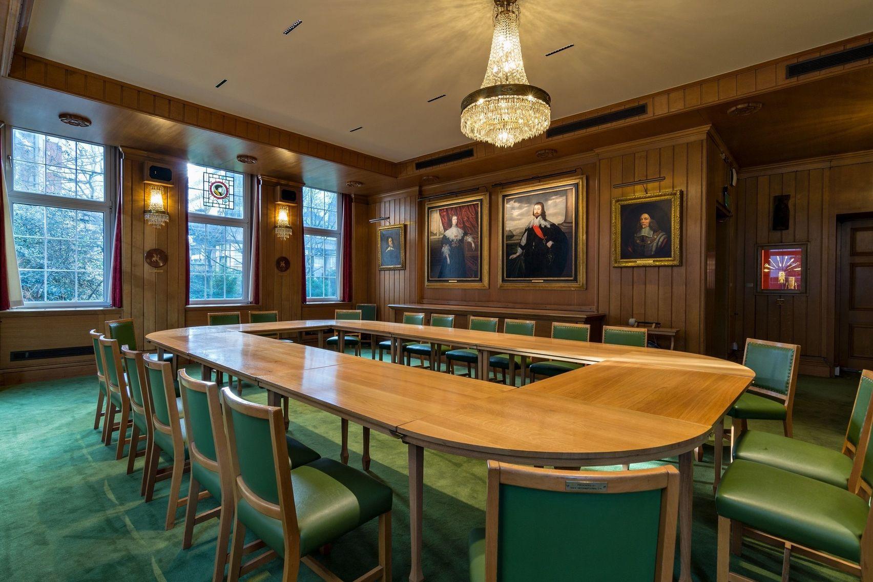The Reception Room, Barber-Surgeons' Hall
