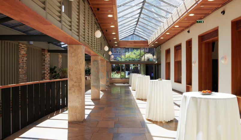 The Orangery & Courtyard Garden, No.11 Cavendish Square
