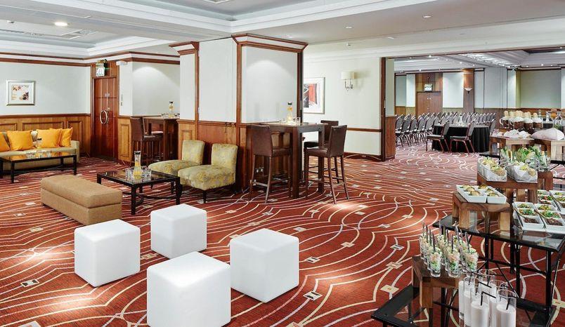 London Suite 1, Newcastle Gateshead Marriott Hotel MetroCentre