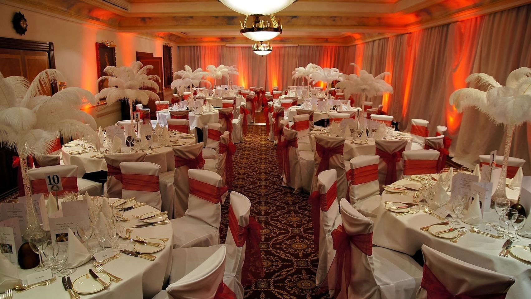 The Pall Mall Room, The Army & Navy Club
