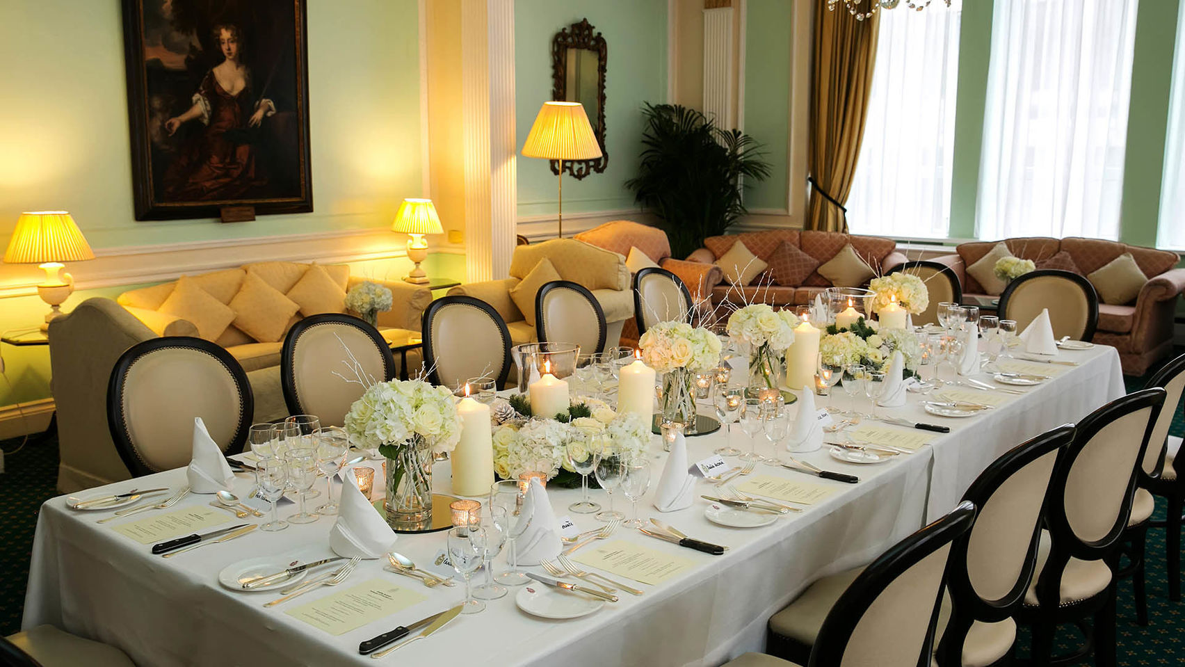 The Drawing Room, The Army & Navy Club