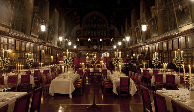 Great Hall, Lincoln's Inn