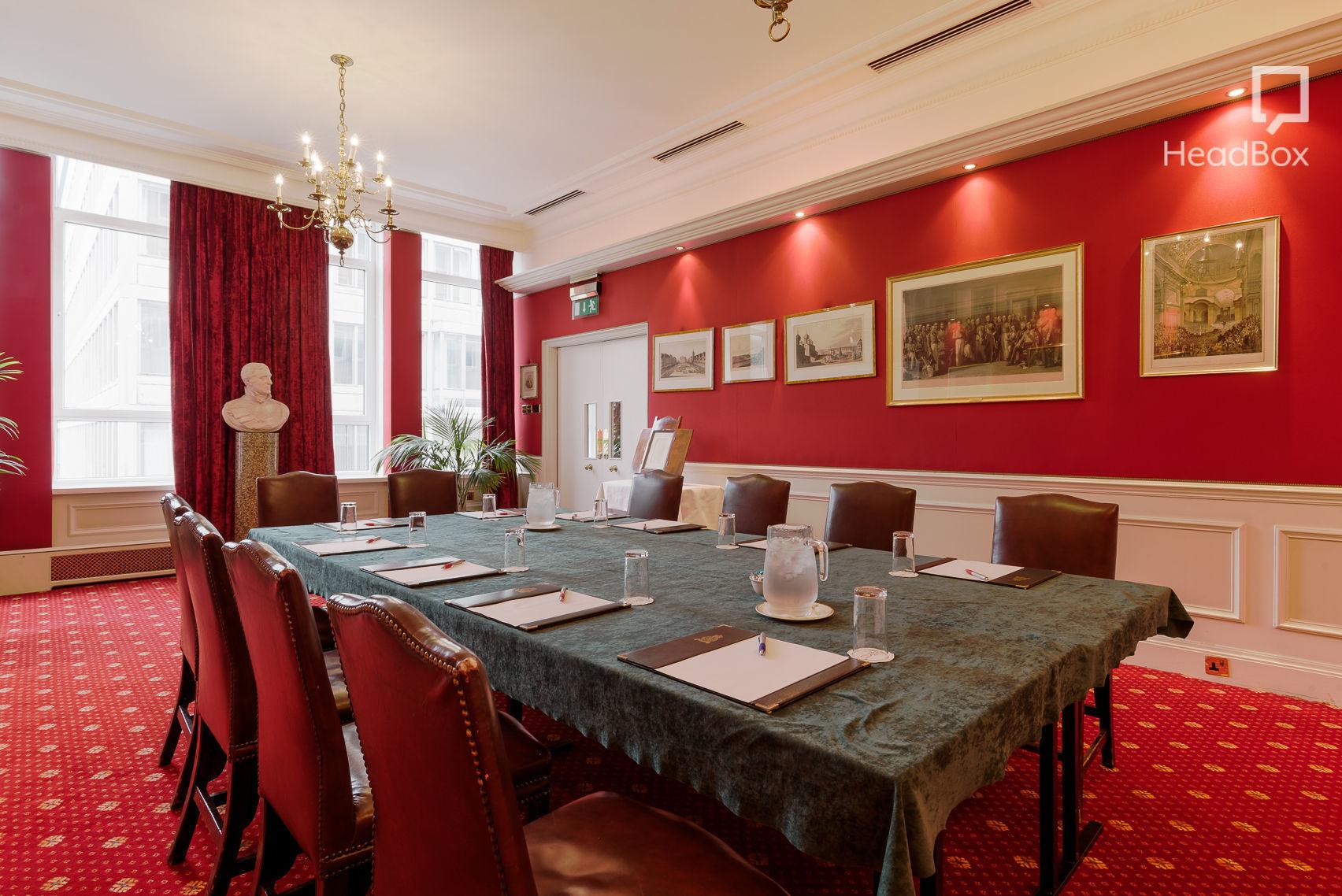 Wellington Room, The Army & Navy Club