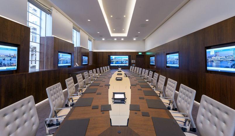 Wedmore Boardroom, IET Savoy Place