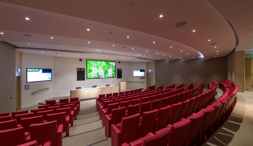 Turing Lecture Theatre, IET Savoy Place
