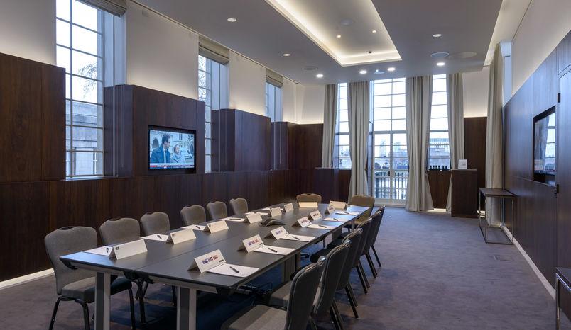 Siemens Boardroom, IET Savoy Place