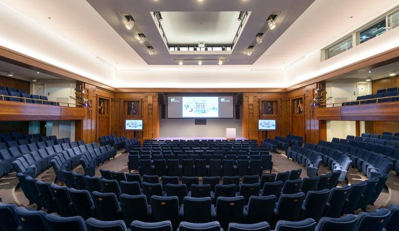 Mega Lecture, IET Savoy Place