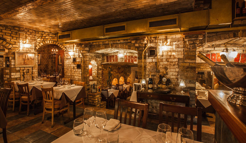 Basement, Bellaria Restaurant & Bar