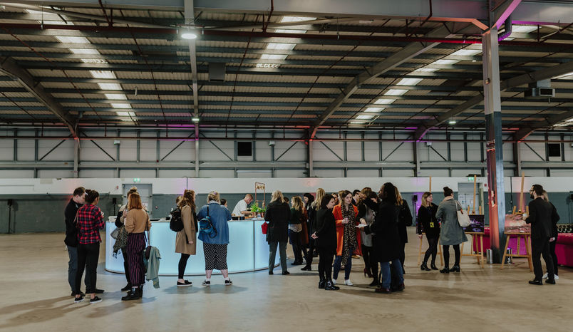 Dock X London, Created by Venue Lab