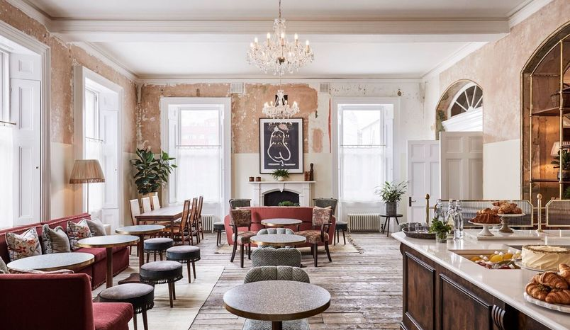 Sessions Bar, Ennismore Sessions House