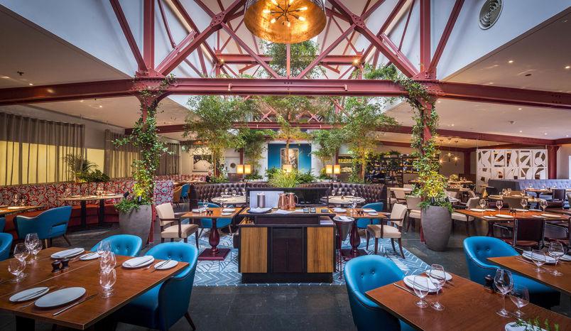 Restaurant and Bar, Bluebird