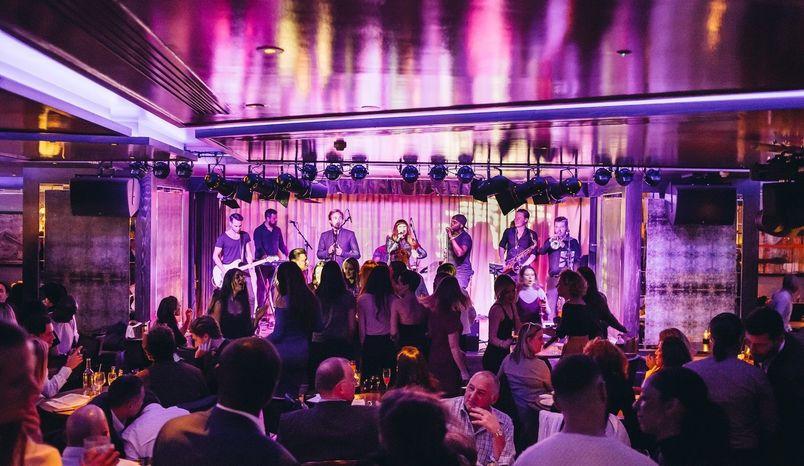 The Club, 100 Wardour Street