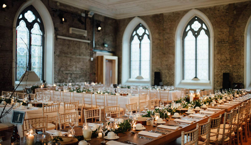 Banquet Hall , Smock Alley Theatre 1662