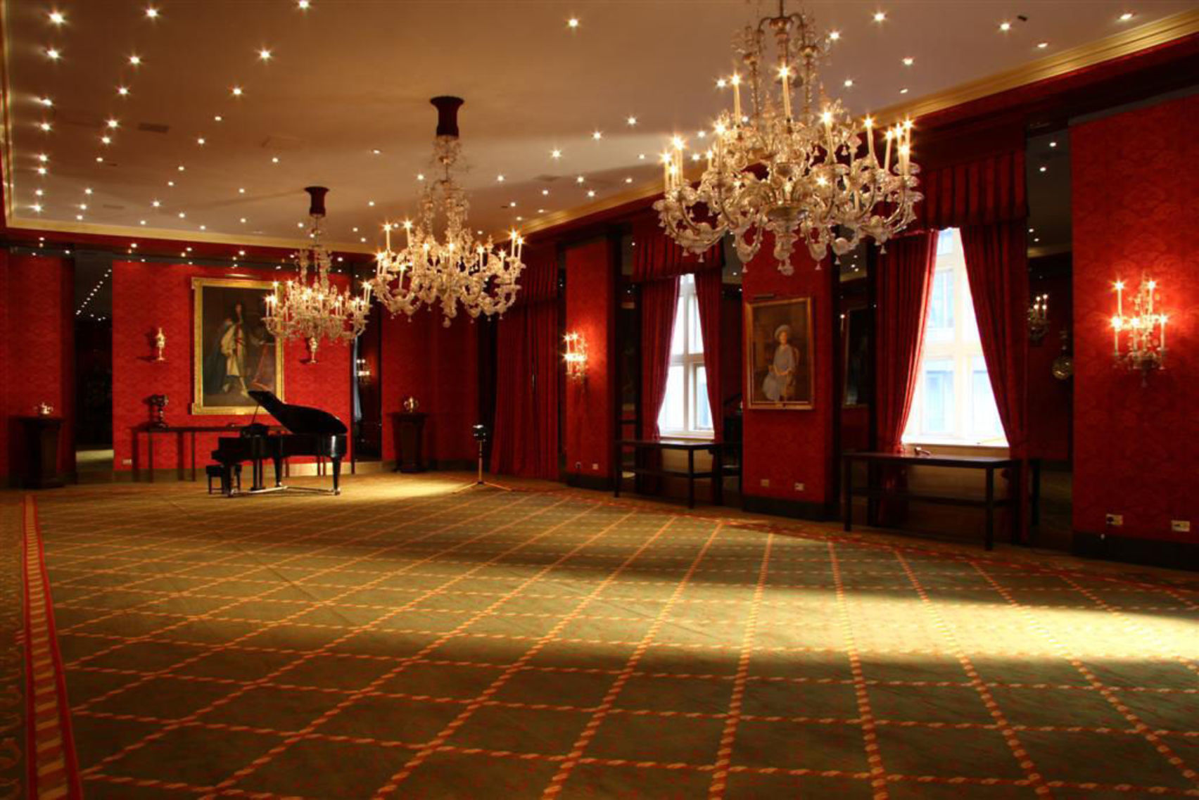 Whole Venue , Grocers' Hall