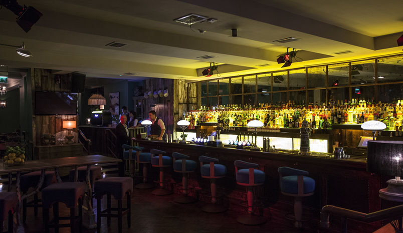 Main Bar, House Dublin