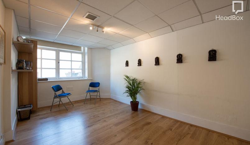 Studio 1  & 2 combined, StillPoint