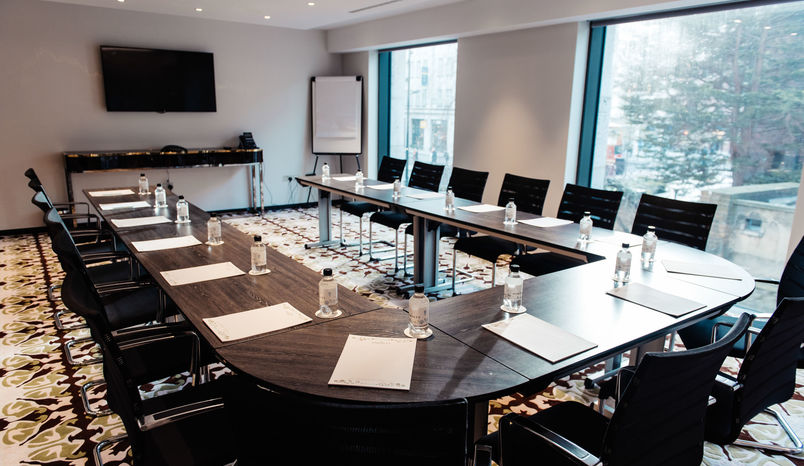 Meeting Room 3 + 4, Dorsett City Hotel