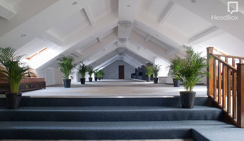 Space A, The Atrium