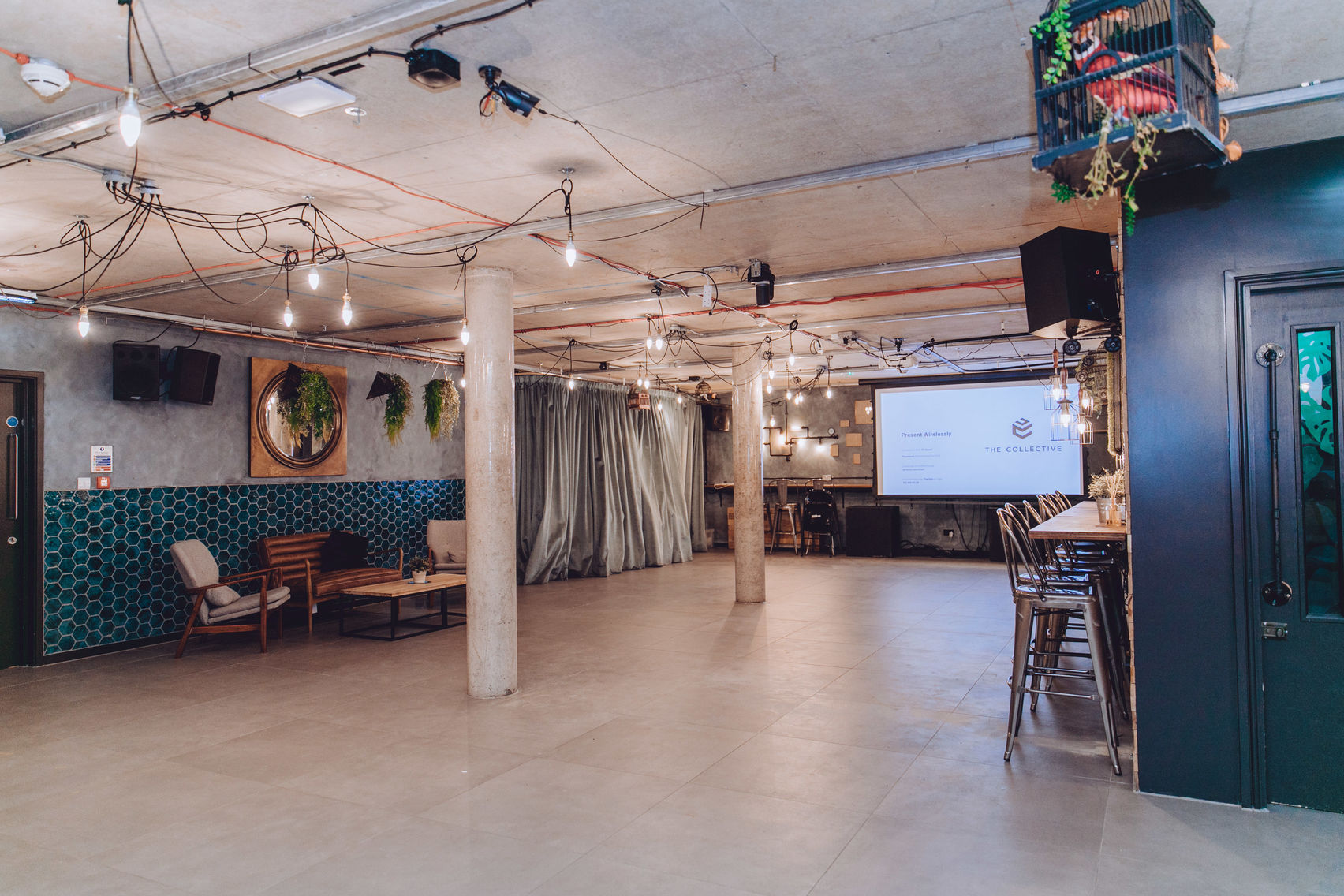 The Den at Bedford Square, The Collective Venues