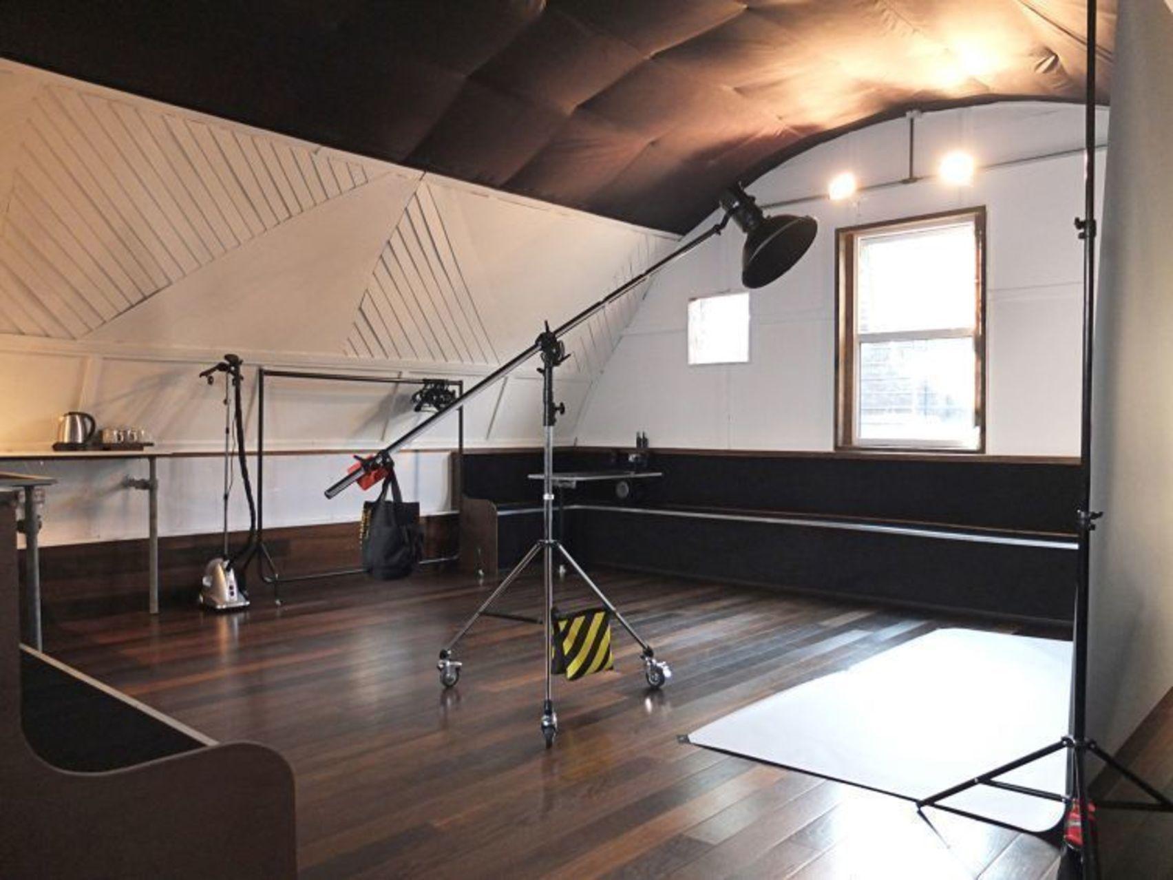 Studio Two - Professional Photographic Studio Hire, Simulacra Studio
