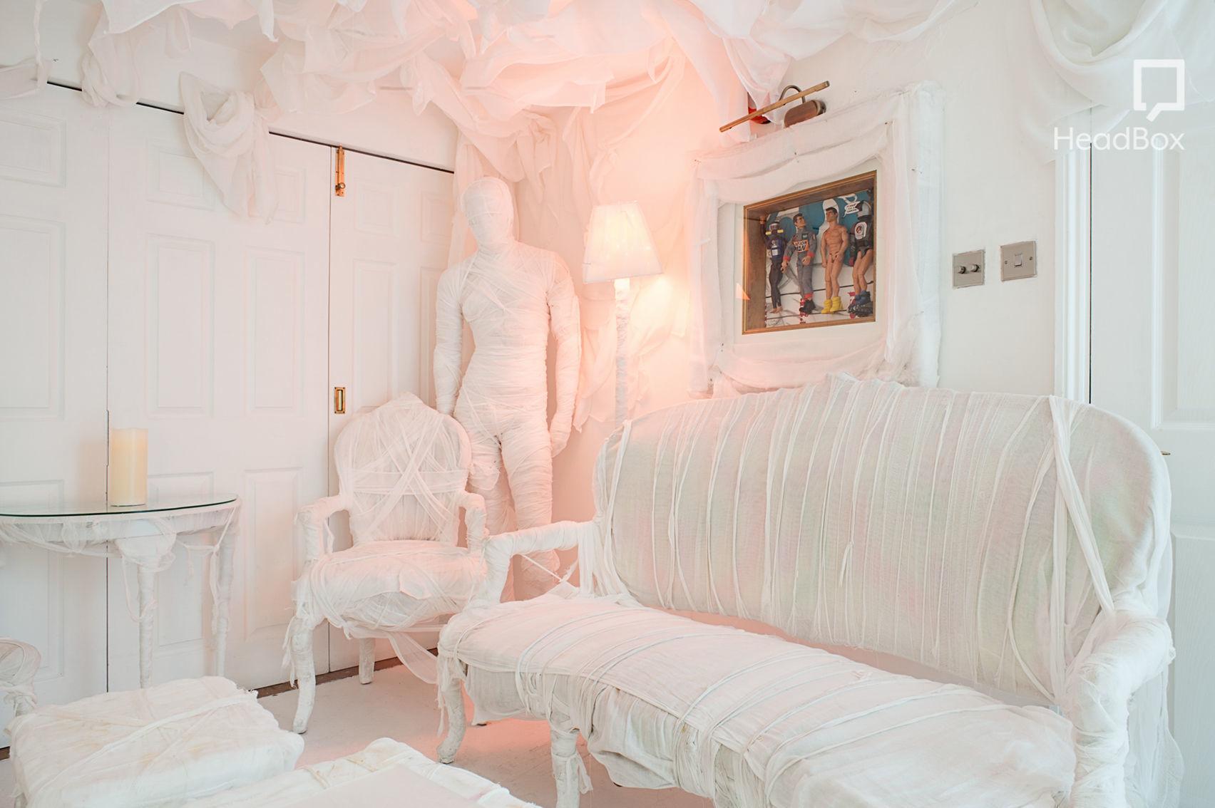 Bandage Room, Evening Hire, ninetyeight bar