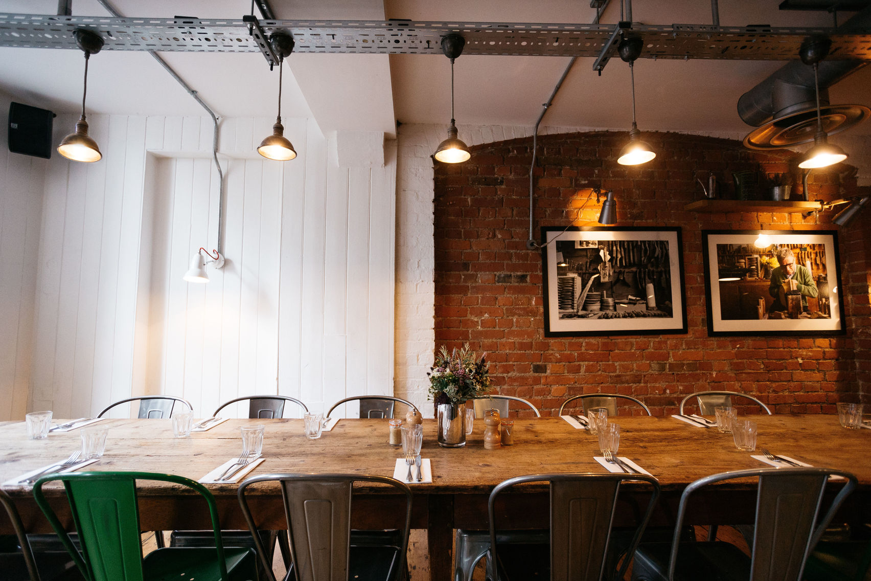 First Floor Dining Room, Workshop Coffee