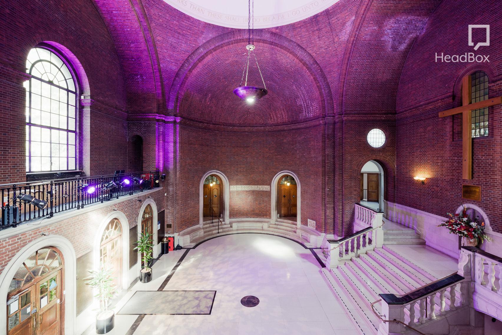 Foyer, Emmanuel Centre