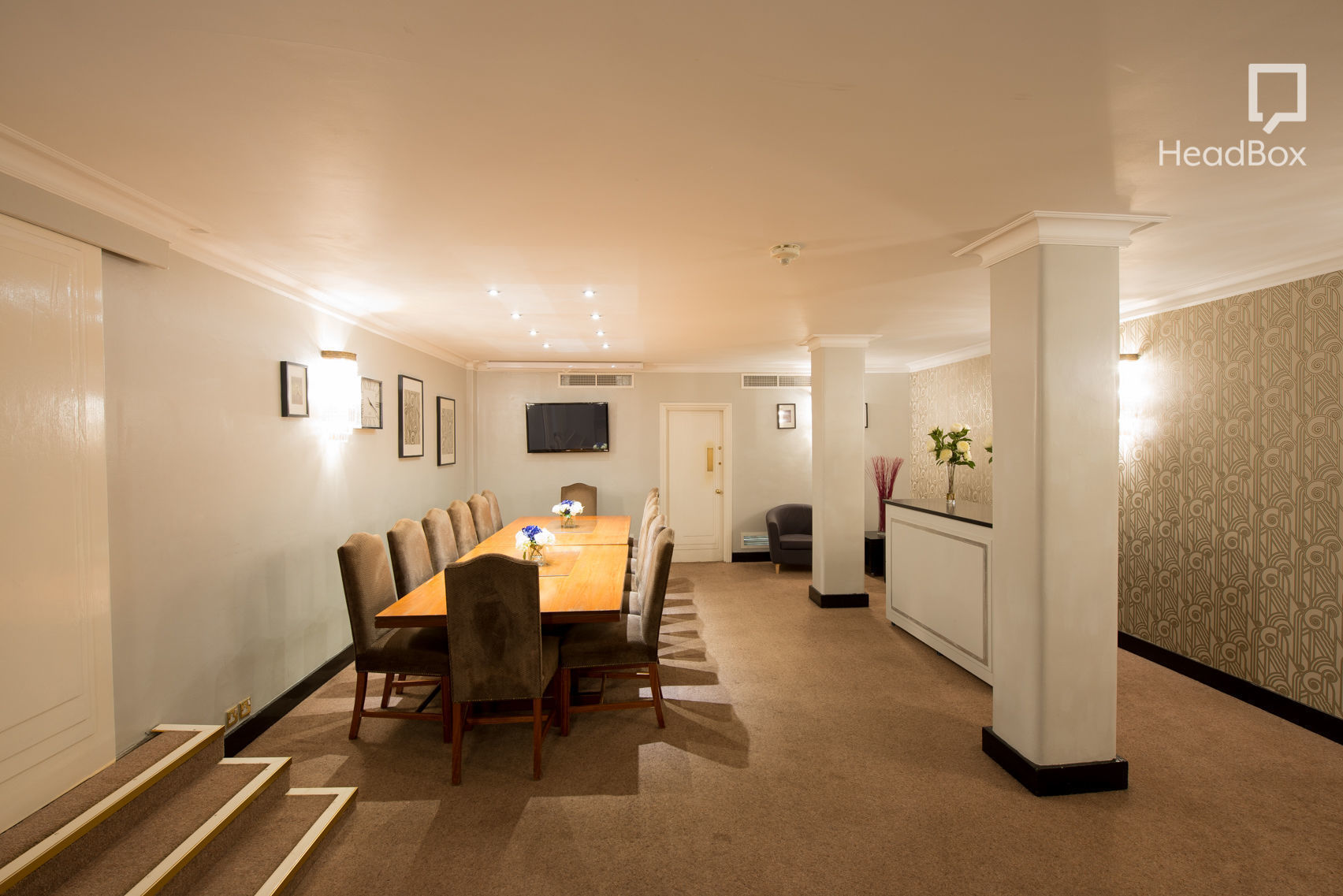 Day Hire, The Boardroom, The Cambridge Theatre