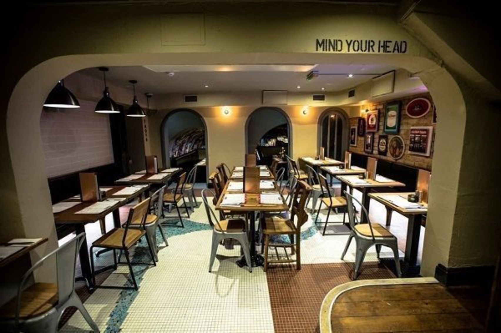 Exclusive Venue Hire, Lunch Sitting, Belgo Central