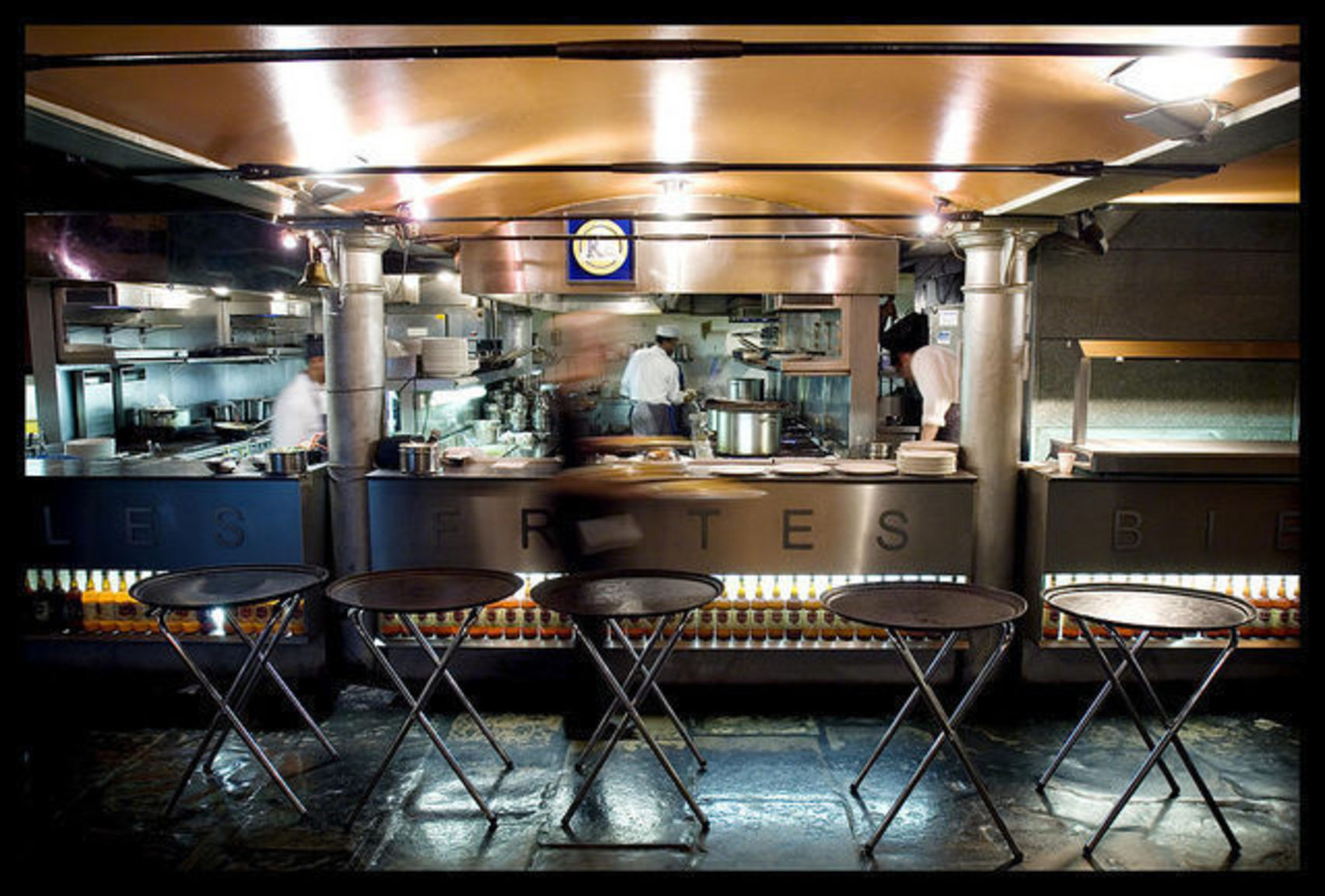 Exclusive Venue Hire, Lunch Sitting, Soho Belgo