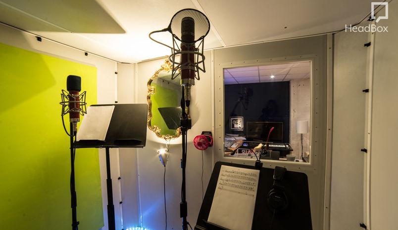 Studio 2, Soho Recording Studios