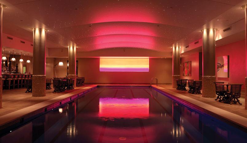 The Pool, Haymarket Hotel