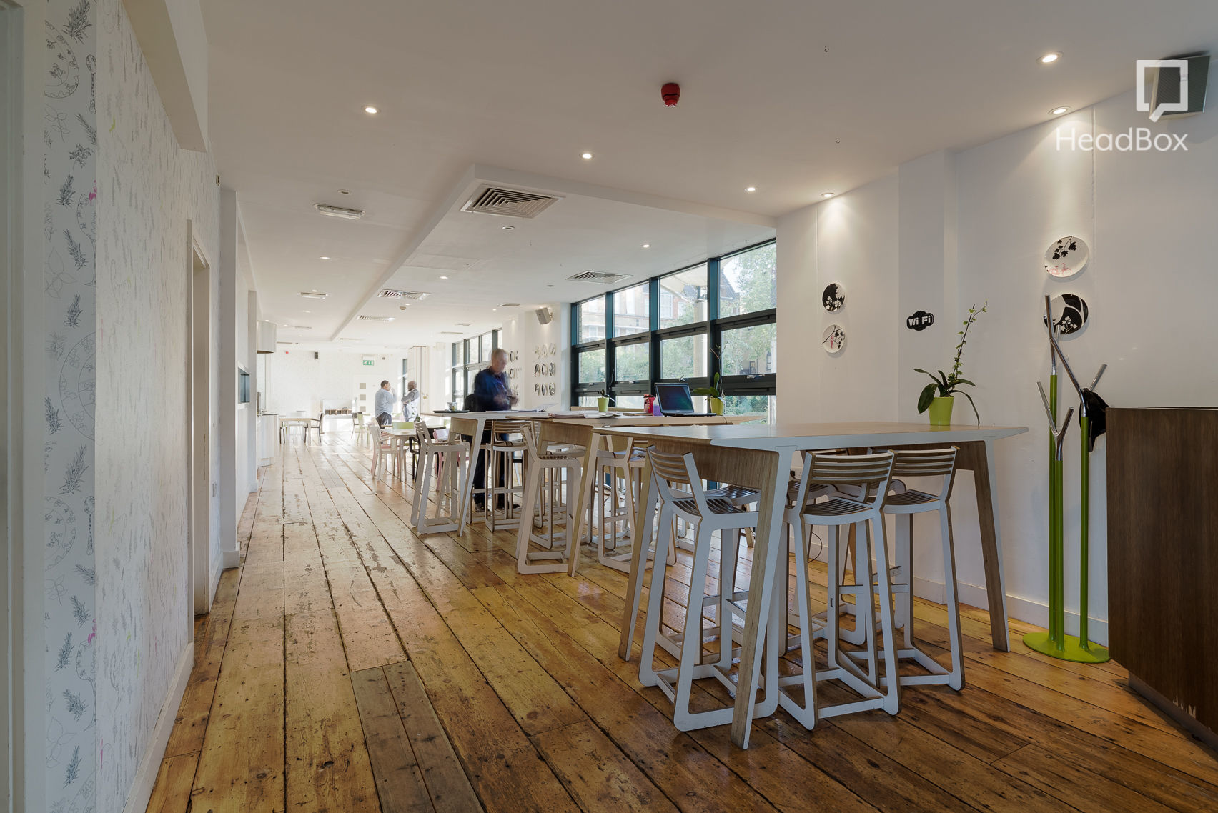 Evening, Event Space, Open Kitchen