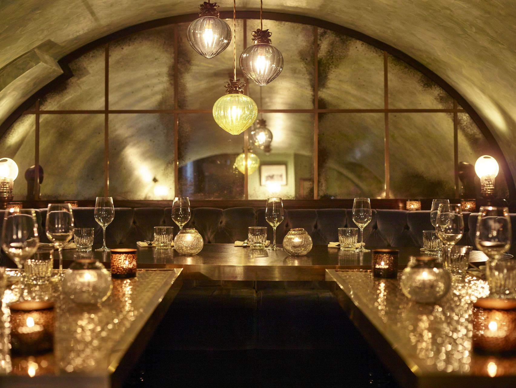 Private Dining Vault 2, Gymkhana