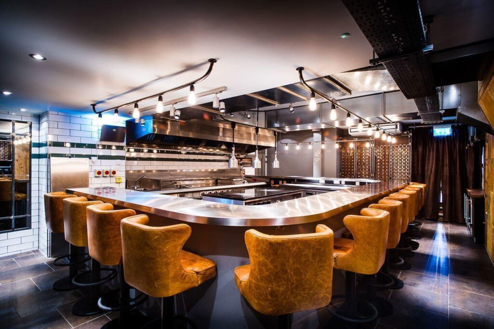 Exclusive Venue Hire, Evening hire, Kitchen Table