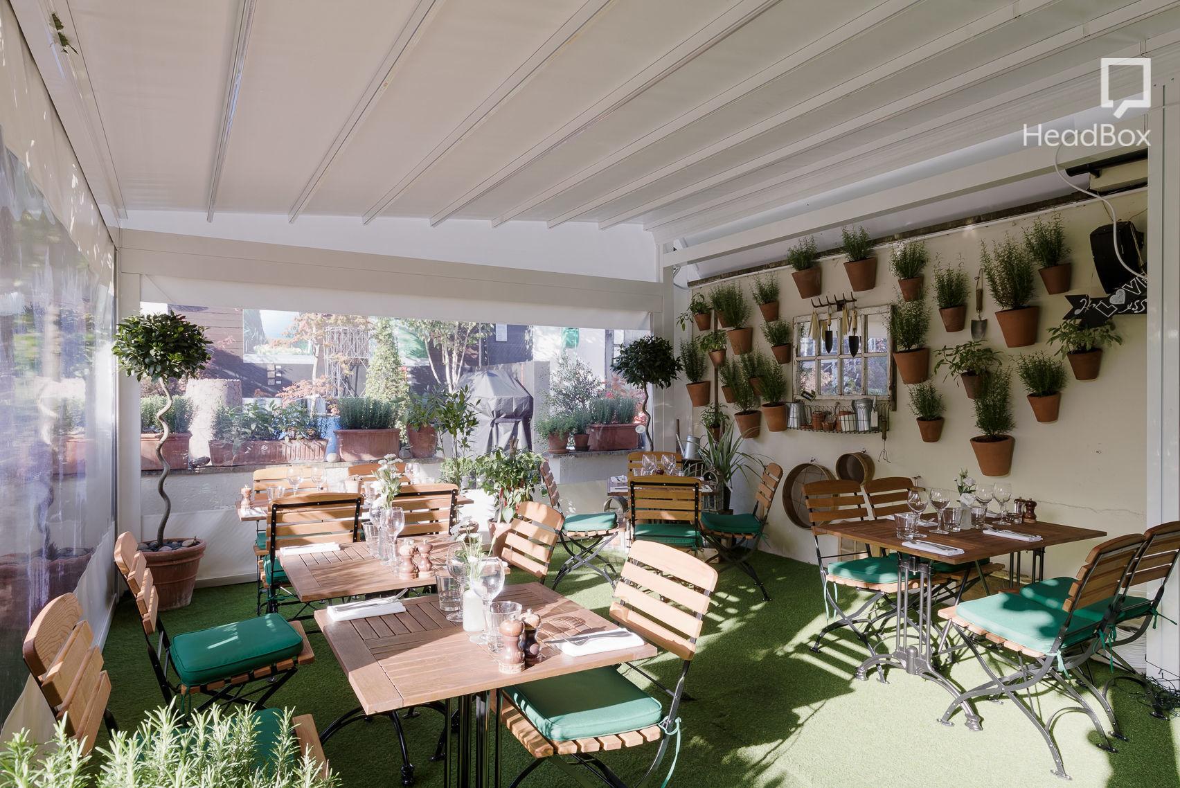 Lunch, Secret Garden, Bumpkin Chelsea
