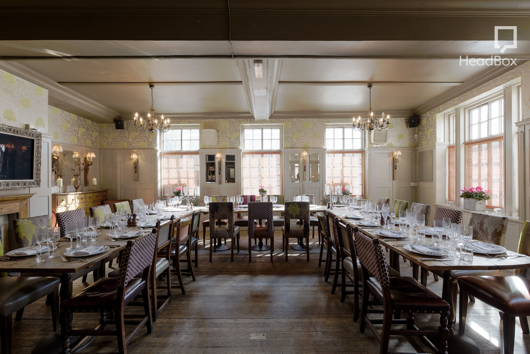Lunch, Private Dinning Room, Bumpkin South Kensington